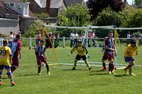 Broadwell Warriors v Monmouth Town