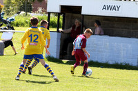 Broadwell Spartans v Monmouth FC