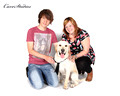Family Pet Studio Photo Shoot - Cave Studios - Photography